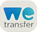 Transfer files via WeTransfer