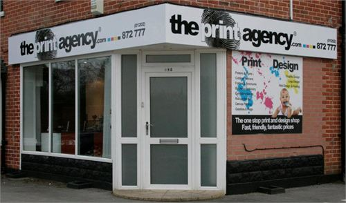 the print agency office