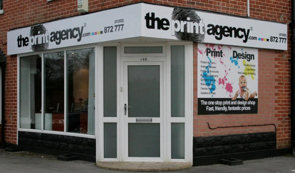 The Print Agency Ferndown office printing