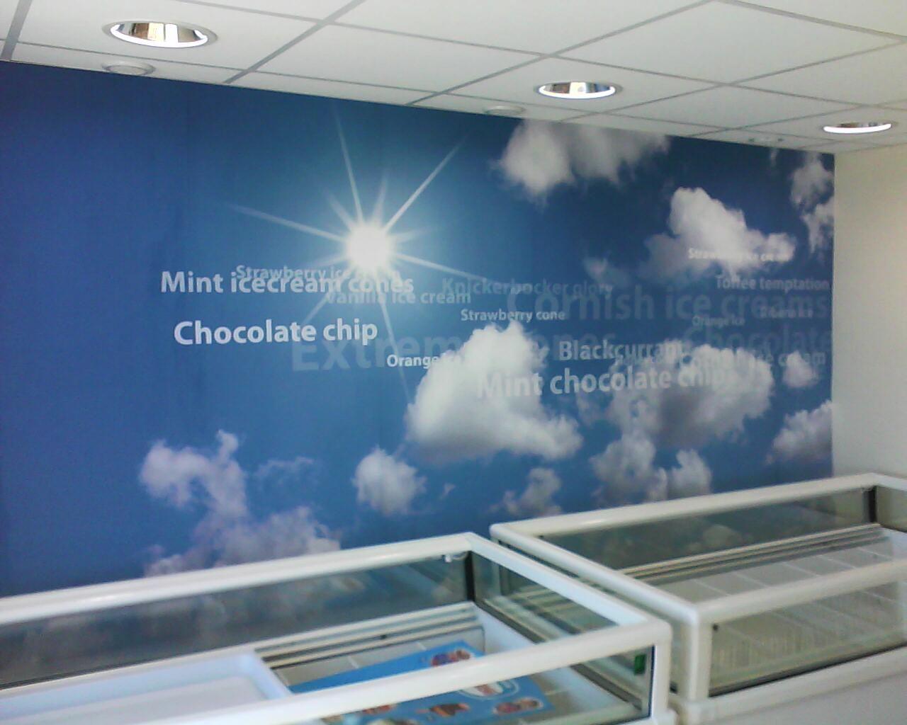 Printed Wallpaper Ferndown Dorset